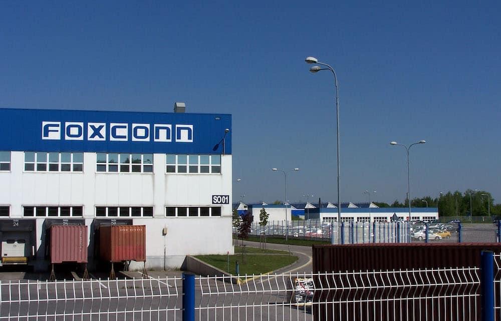 Foxconn abrirá una planta en EU