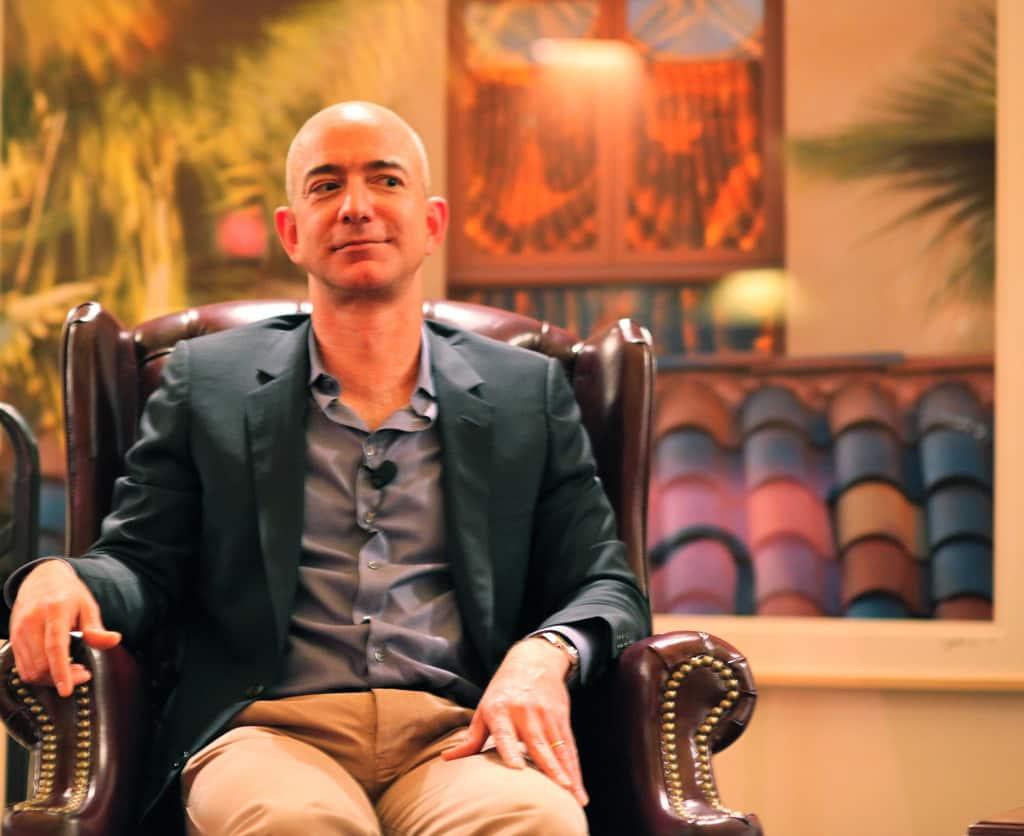 Jeff Bezos ya es más rico que Bill Gates