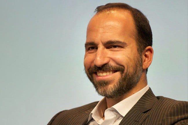 Dara Khosrowshahi es el nuevo CEO de Uber