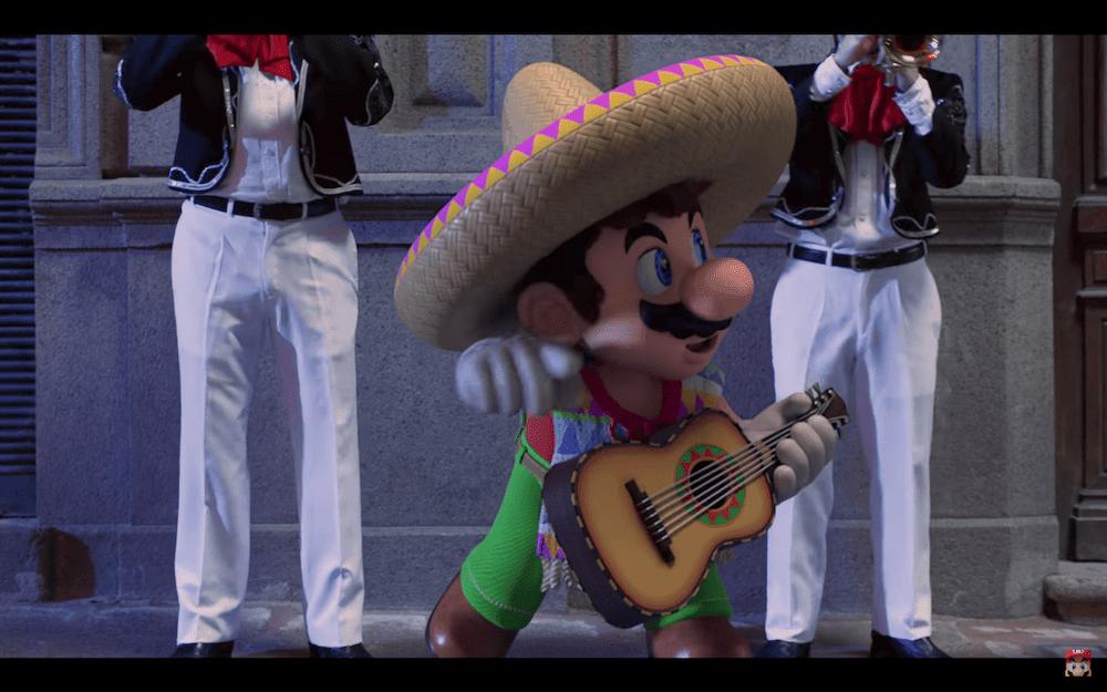 Comercial de Nintendo