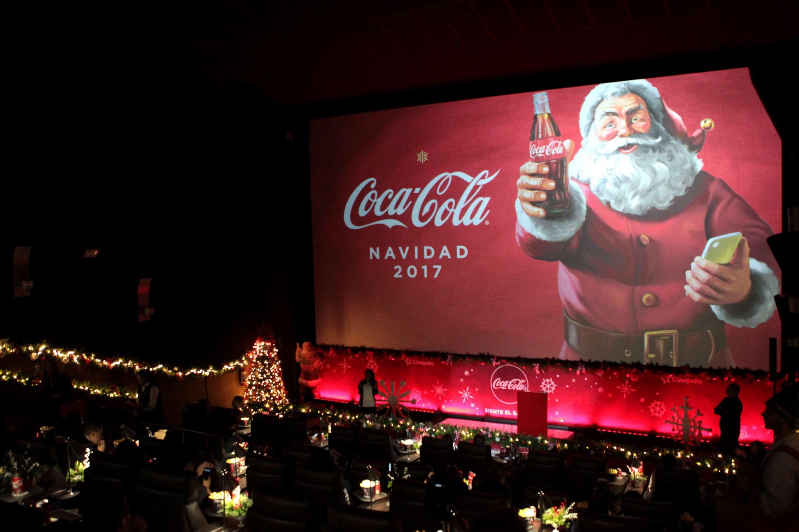 Coca Cola Campaña Navideña 2017