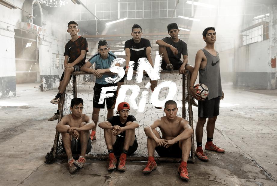 #SinFrío el nuevo spot de Nike hecho en México
