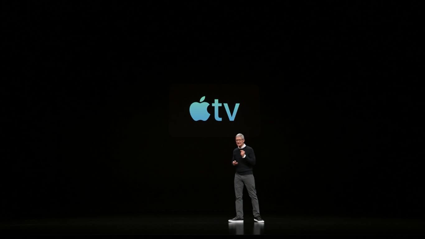 apple arcade y apple tv +