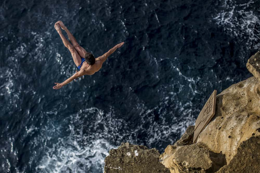 The Red Bull Cliff Diving